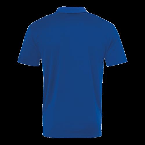 Kempa Poly Polo Shirt - Bleu Roi