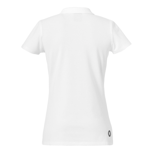 Kempa Polo Shirt Femme - Blanc