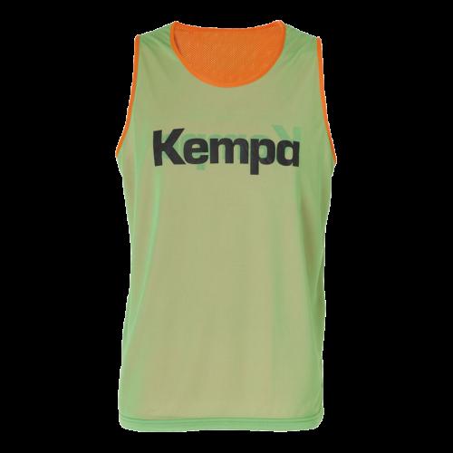 Kempa Chasuble Reversible - Orange / Vert
