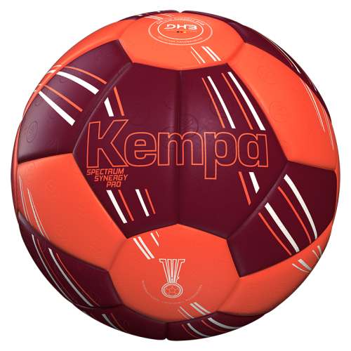 Kempa Spectrum Synergy Pro - Rouge / Orange