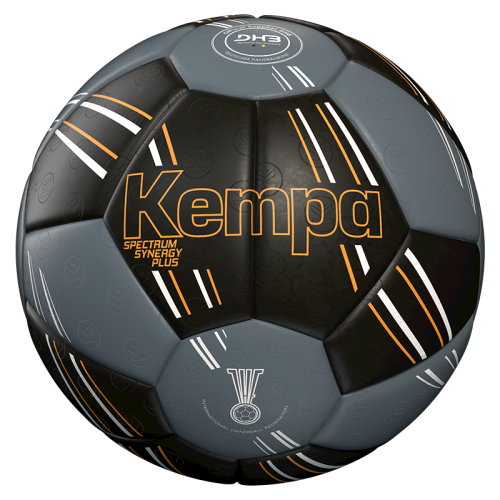 Kempa Spectrum Synergy Plus - Noir / Gris