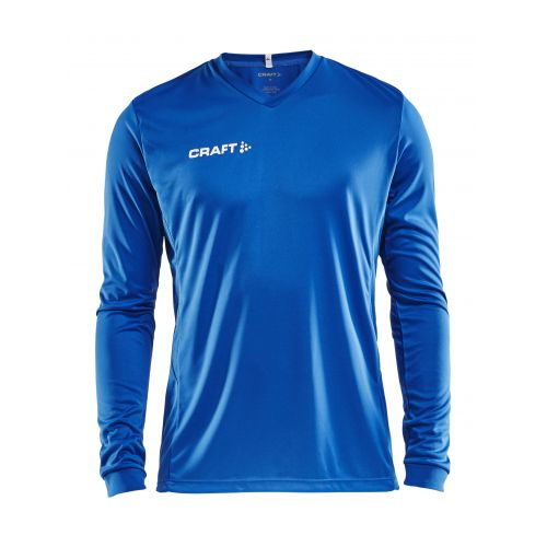 Craft Squad Jersey Solid LS - Royal