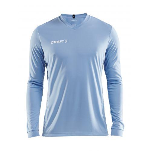 Craft Squad Jersey Solid LS - Bleu Ciel