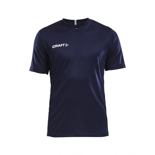 Craft Squad Jersey Solid - Bleu Marine