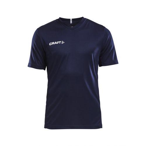 Craft Squad Jersey Solid - Bleu Marine