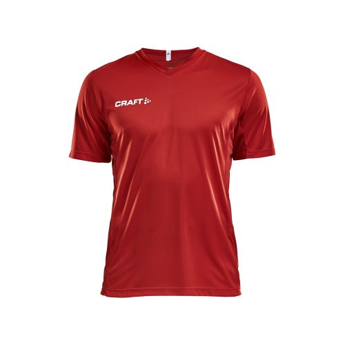 Craft Squad Jersey Solid - Rouge