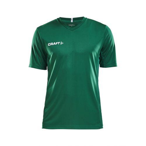 Craft Squad Jersey Solid - Vert