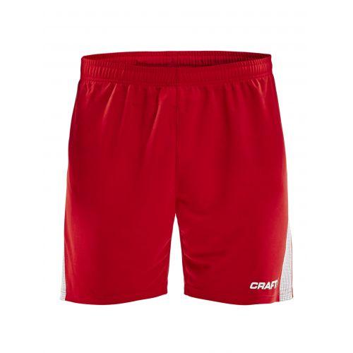 Craft Pro Control Shorts - Rouge & Blanc