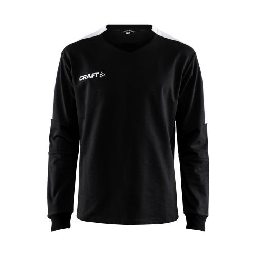 Craft Progress GK Sweatshirt - Noir & Blanc