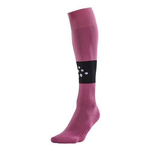 Craft Squad Sock Contrast - Rose