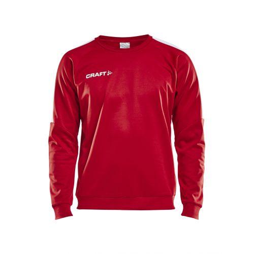 Craft Progress R-Neck Sweather - Rouge & Blanc
