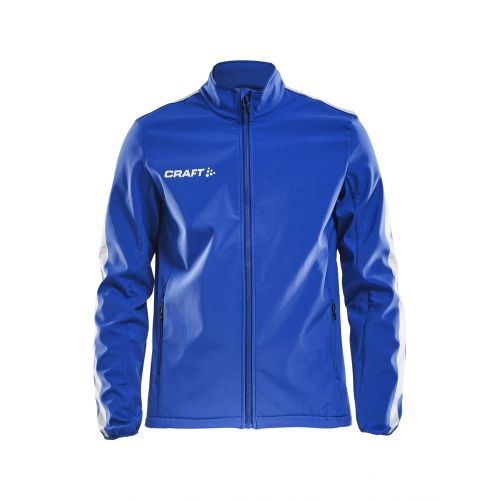 Craft Pro Control Softhell Jacket - Cobalt & Blanc