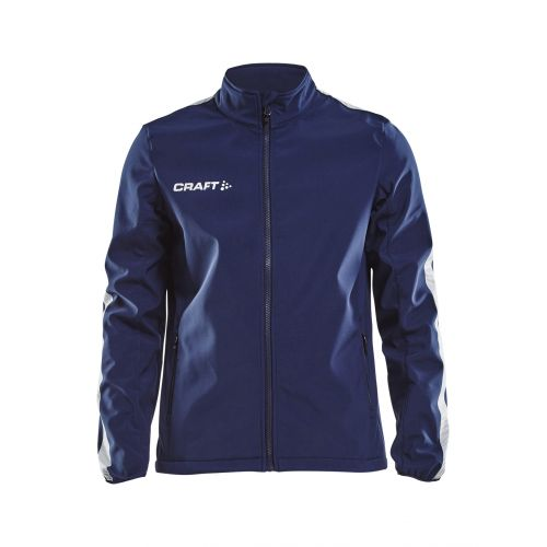 Craft Pro Control Softhell Jacket - Marine & Blanc