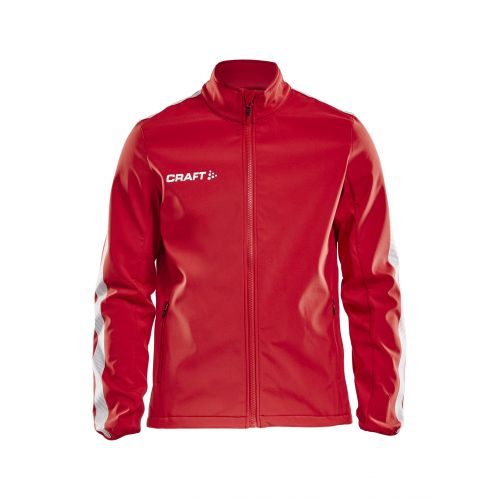 Craft Pro Control Softhell Jacket - Rouge & Blanc