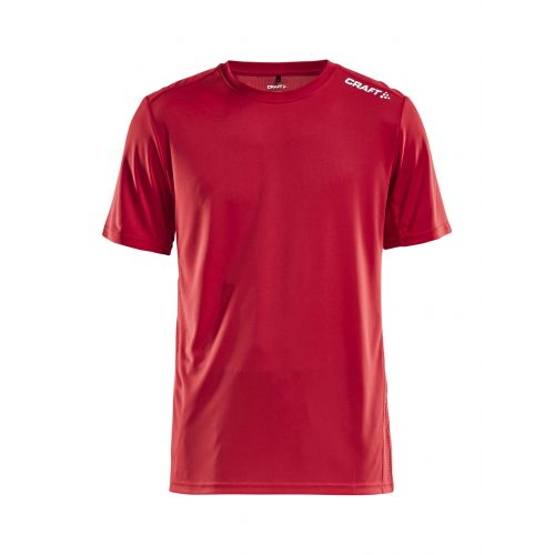 Tee-shirt Craft Rush SS Tee - Rouge