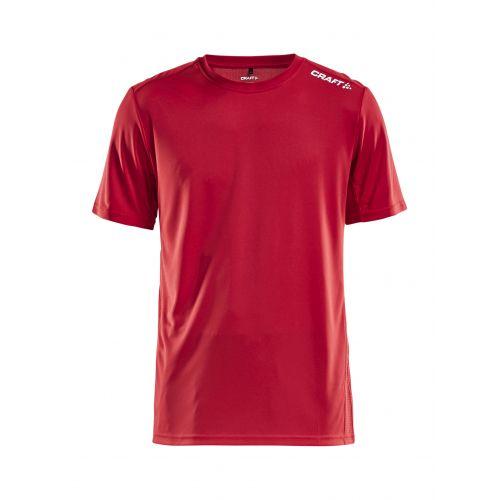 Tee-shirt Craft Rush SS Tee - Rouge