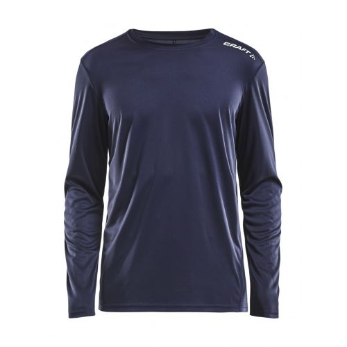 Craft Rush LS Tee - Marine