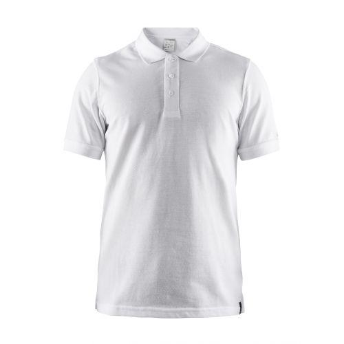 Craft Casual Polo Pique - Blanc