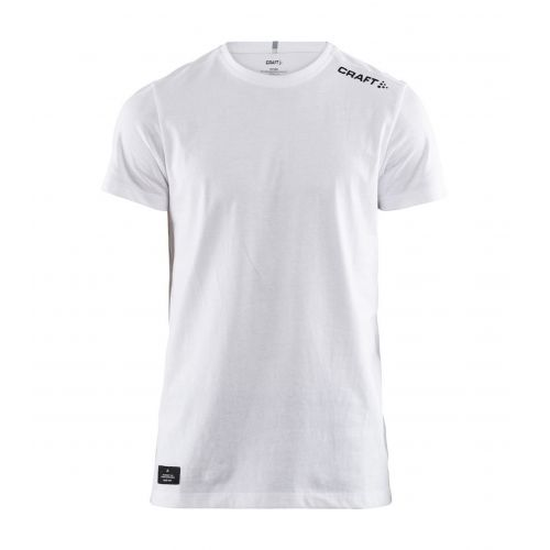 Craft Community Mix SS Tee - Blanc