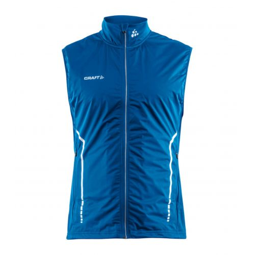 Craft Club Vest - Cobalt