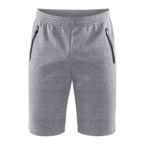 Craft Emotion Sweatshorts - Gris Chiné