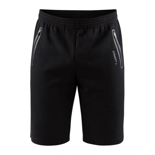 Craft Emotion Sweatshorts - Noir