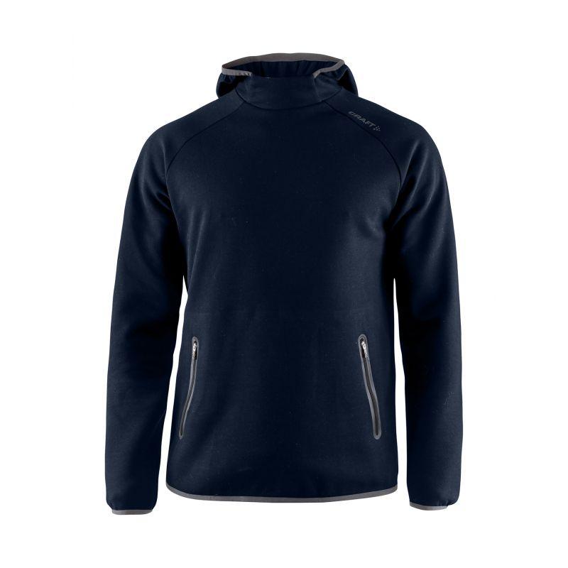 Craft Emotion Hood Sweatshirt - Marine