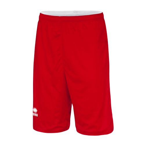 Errea Chicago Short - Rouge & Blanc