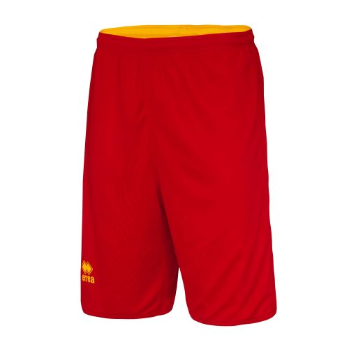 Errea Chicago Short - Rouge & Jaune