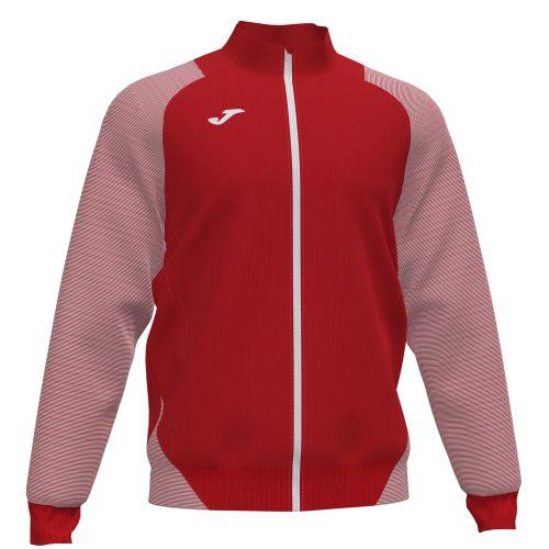 Joma Essential II Veste - Rouge & Blanc
