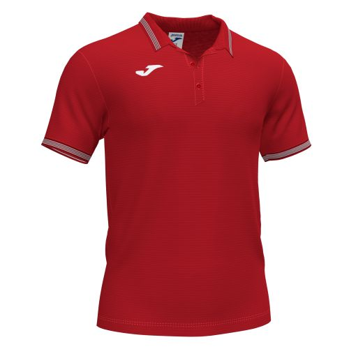Joma Campus III Polo - Rouge