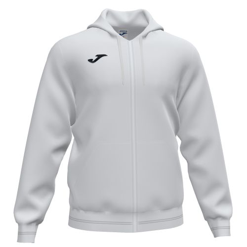 Joma Campus III Sweat Zippé - Blanche