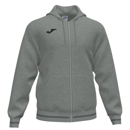 Joma Campus III Sweat Zippé - Gris