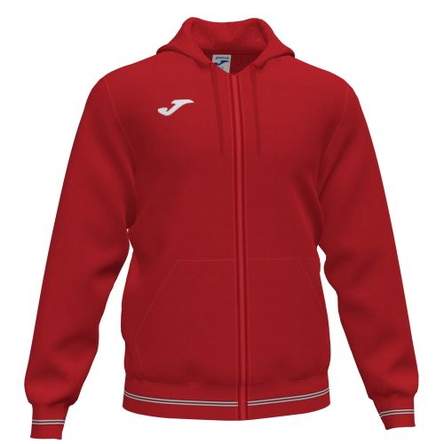 Joma Campus III Sweat Zippé - Rouge