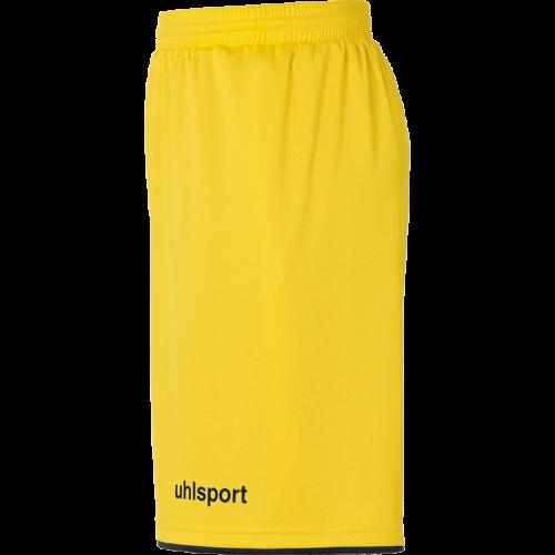 Uhlsport Club Shorts - Jaune & Azur
