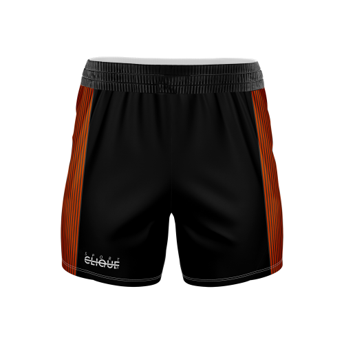 Short de rugby - sublimation totale