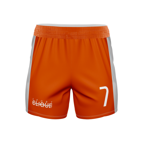 Short de football - sublimation totale