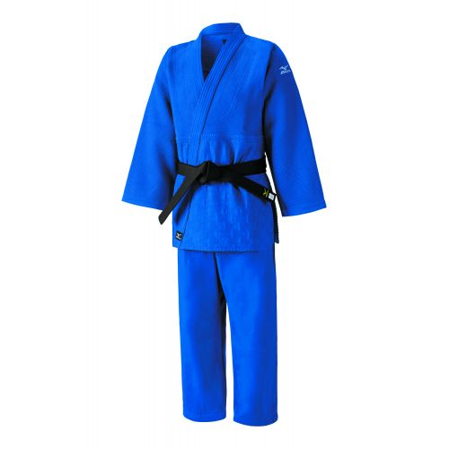 Mizuno Judogi Shiai Gi - Grandes Tailles - Bleu