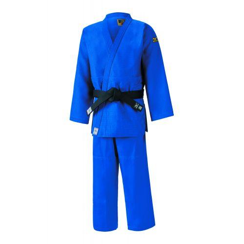 Mizuno Judogi Yusho IJF - Adulte - Bleu