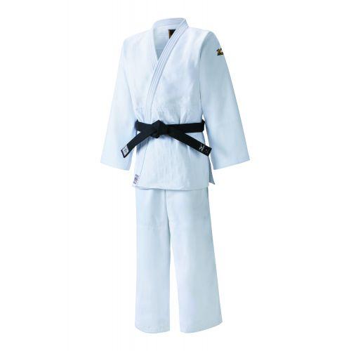 Mizuno Judogi Yusho IJF - Grandes Tailles - Blanc