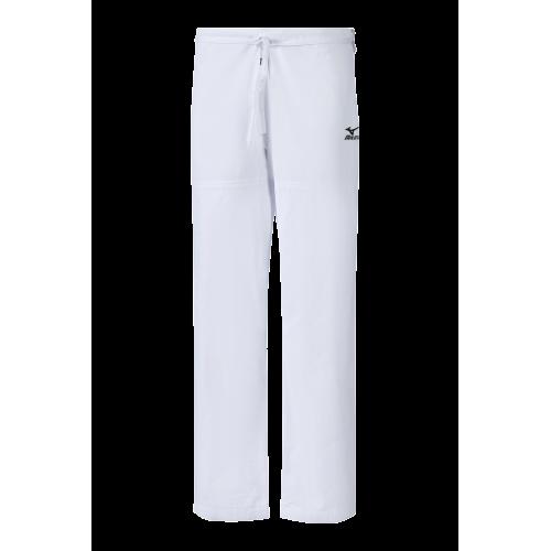 Mizuno Pantalon Shiai Gi - Blanc