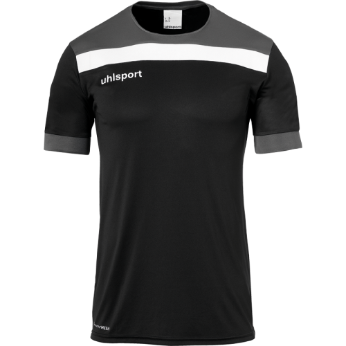 Uhlsport Offense 23 - Noir, Anthracite & Blanc