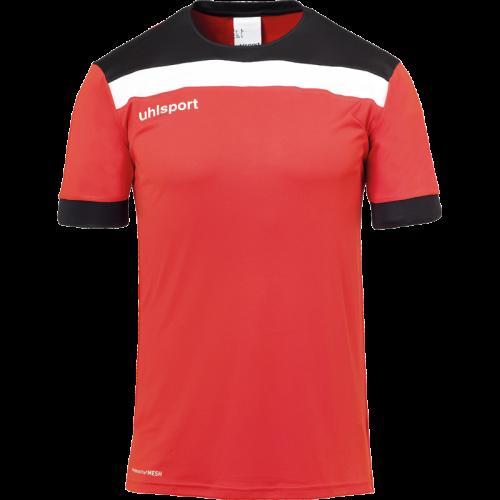 Uhlsport Offense 23 - Rouge, Noir & Blanc