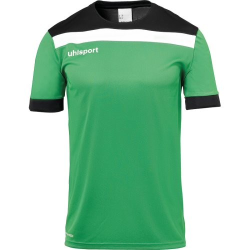 Uhlsport Offense 23 - Vert, Noir & Blanc