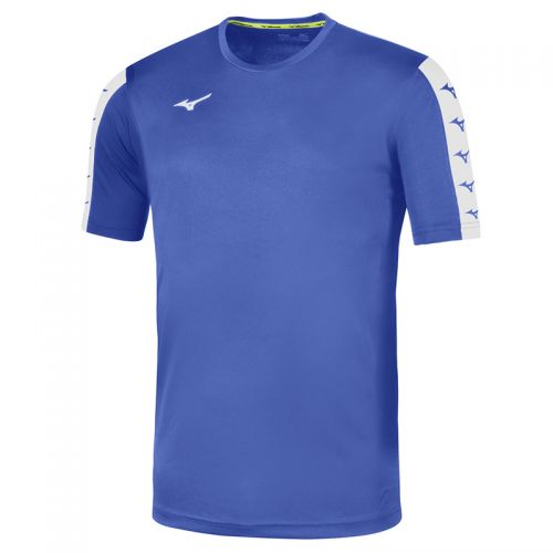 Mizuno Nara Training Tee - Bleu Royal
