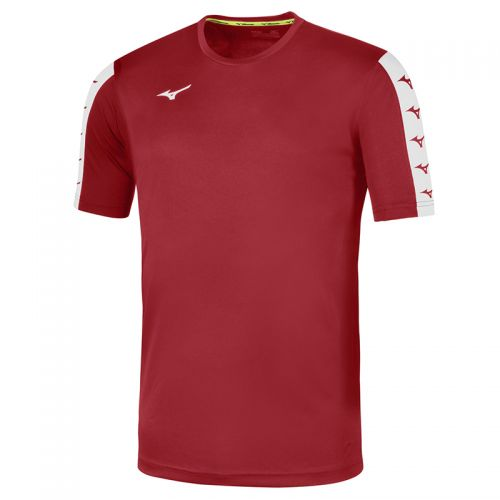 Mizuno Nara Training Tee - Rouge