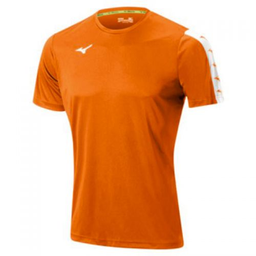 Mizuno Nara Training Tee - Orange