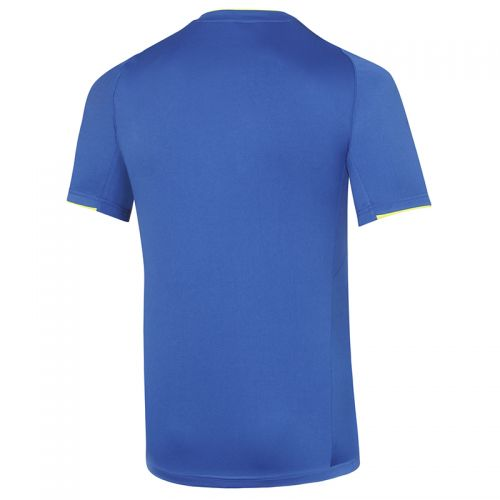 Mizuno Core Short Sleeve Tee - Royal & Jaune