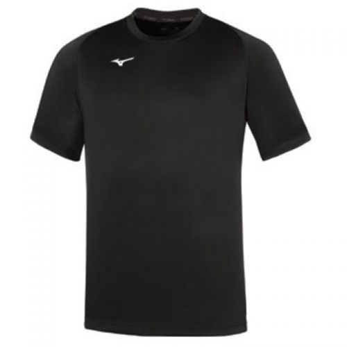 Mizuno Core Short Sleeve Tee - Noir