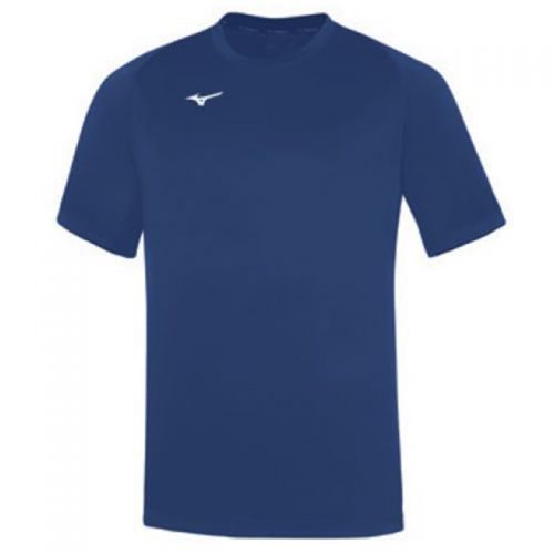 Mizuno Core Short Sleeve Tee - Marine